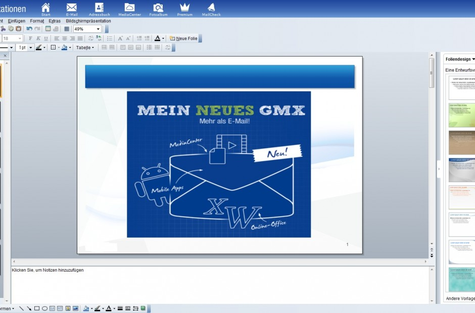 Gmx Online