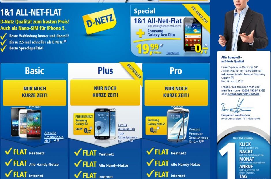 1 1 Nano Sim Karte Bestellen Kosten.1 1 All Net Flat Mit Exklusiven Vorteilen Für Gmx Nutzer