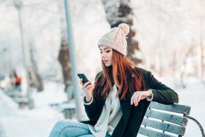 Bei GMX sind im Dezember drei Mobilfunk-Tarife erhältlich. © Shutterstock