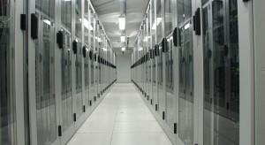 Severraum im GMX Rechenzentrum. (c) GMX