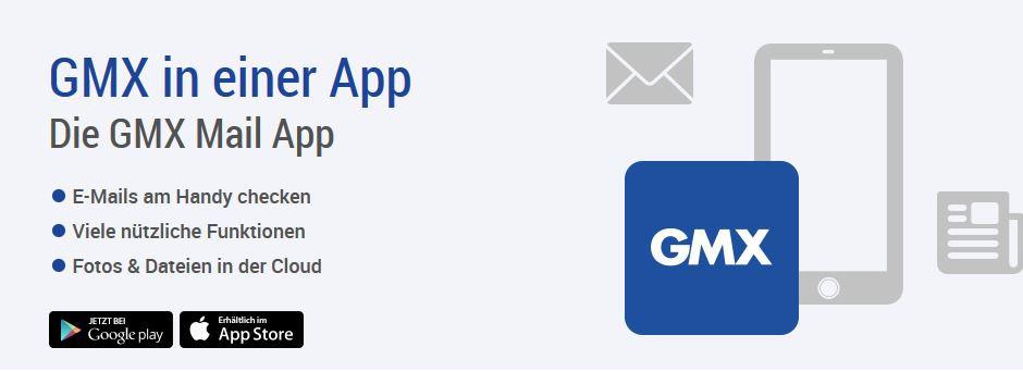 Login gmx handy direkt Kundenservice und